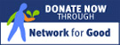 Donate Now through Network for Good